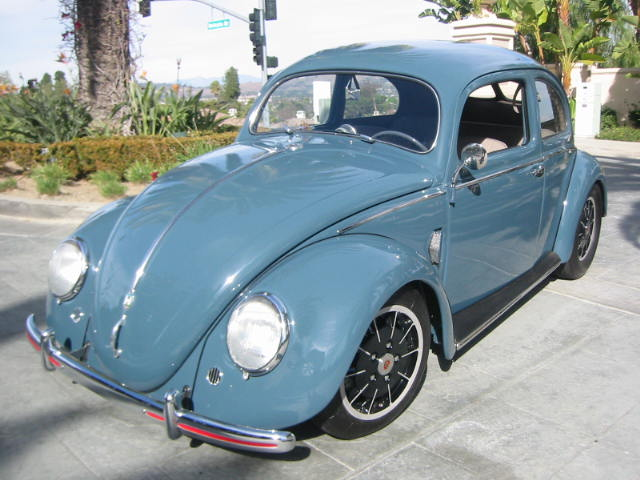 1952 VW Beetle Sedan For Sale @ Oldbug com