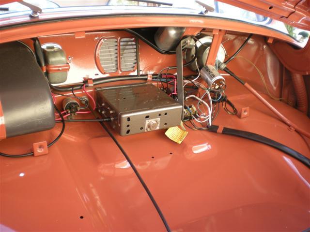 1957 coral red beetle sedan for sale @ oldbug.com  oldbug.com