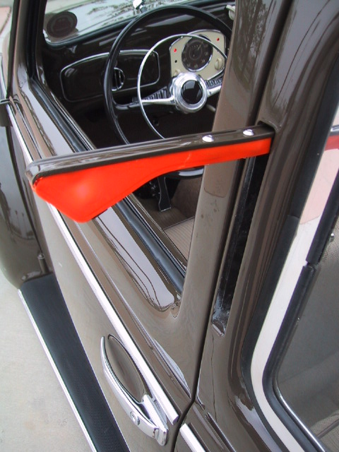 Proper Grooved Semaphore Turn Signals