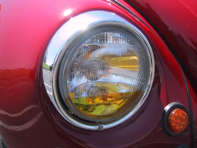 headlights   cool units  fog lights built