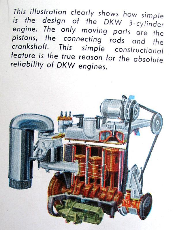 1956 DKW Panel Delivery For Sale @ Oldbug com