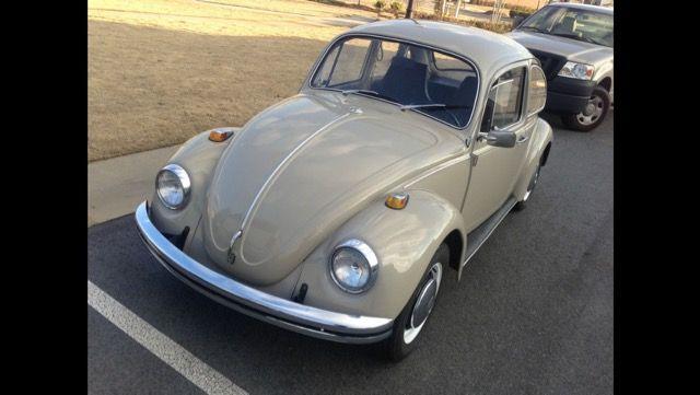 1969 Vw Beetle Auto Stick For Sale Oldbug Com