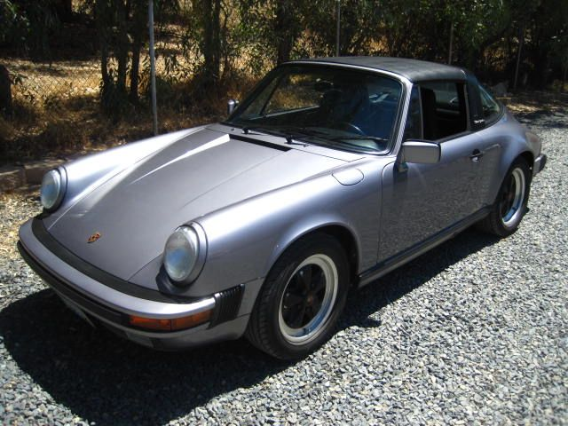 Porsche Targa For Sale >> 1988 Porsche 911 Targa For Sale At Californiacar Com