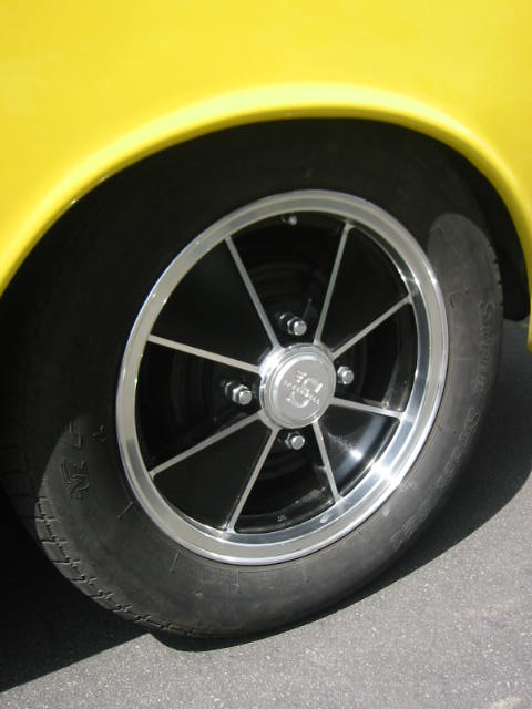 Flat 4 4 Lug Brm Wheels With Custom Machined Quot Speedwell