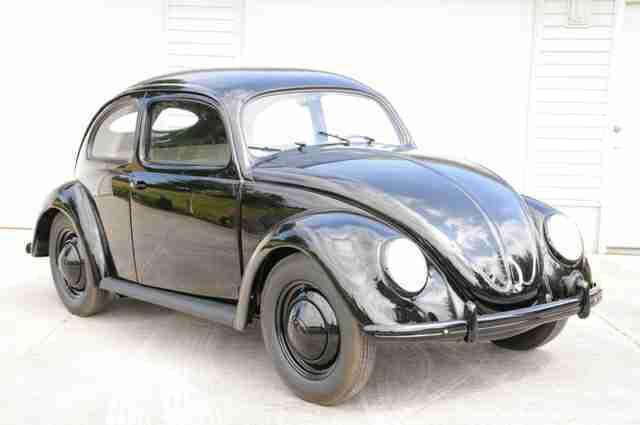 1949 Volkswagen Beetle For Sale Oldbug Com