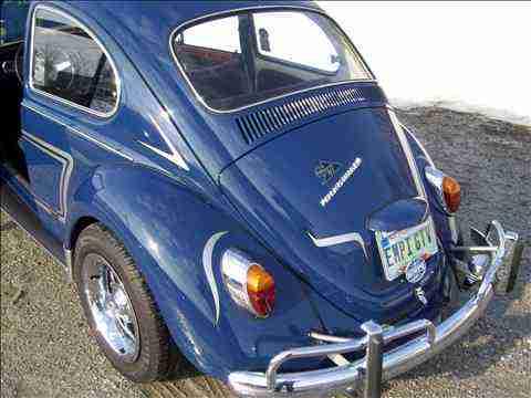 1967 Empi GTV Beetle For Sale @ Oldbug com