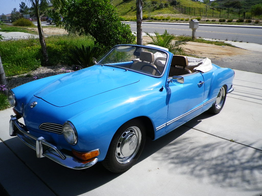 1971 karmann ghia convertible for sale. Black Bedroom Furniture Sets. Home Design Ideas