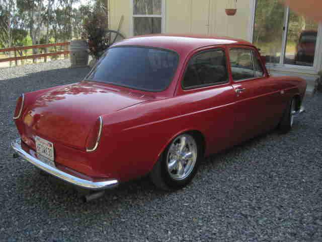 1965 VW Notchback For Sale @ Oldbug com