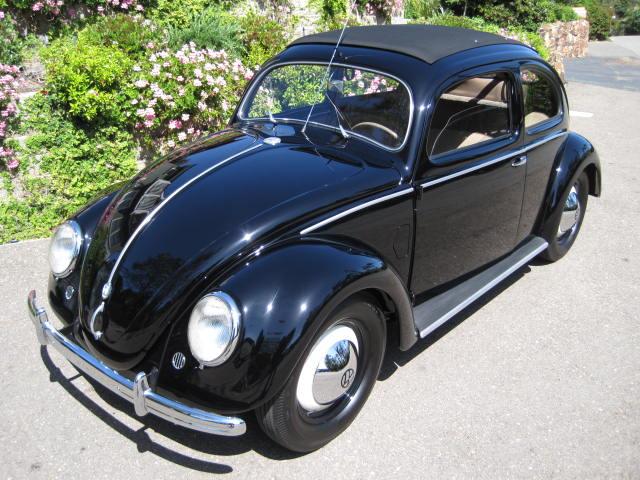 vw beetle sunroof sedan  sale