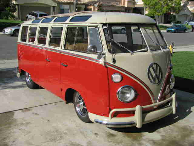 1965 VW 21 Window Microbus For Sale @ oldbug.com