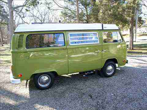 1976 Westfalia Camper For Sale @ Oldbug com