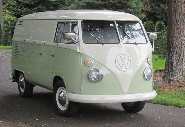 33fc88f8ee 1963 VW Panel Van Transporter For Sale   Oldbug.com