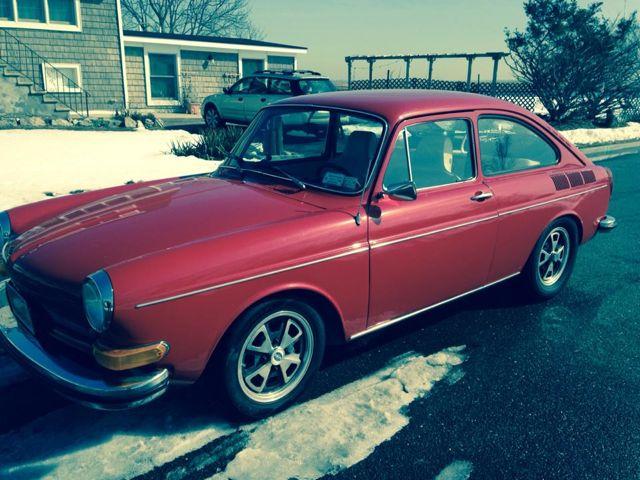 1971 VW Type 3 Fastback For Sale @ Oldbug.com