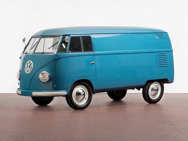 1952 Vw Barndoor Bus For Sale Oldbug