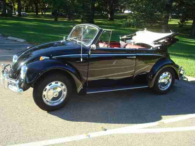 1967 Vw Beetle Convertible For Sale Oldbug Com