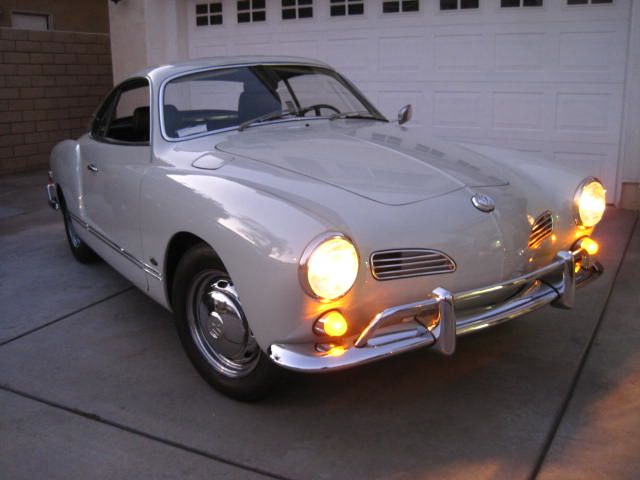 1969 vw karmann ghia for sale at. Black Bedroom Furniture Sets. Home Design Ideas