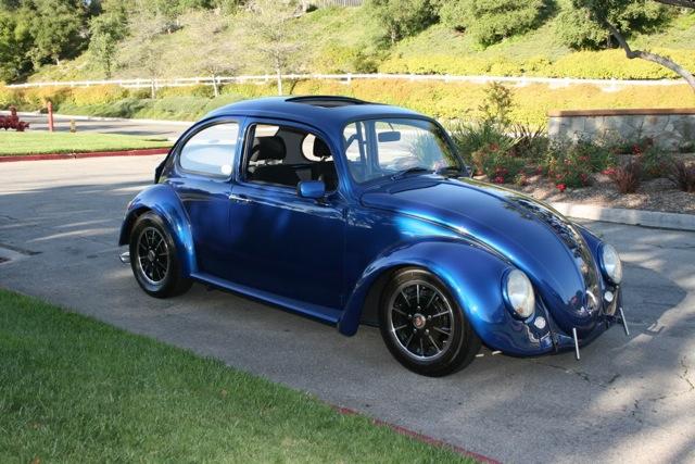 1965 VW Cal Look Beetle Sedan For Sale @ Oldbug com
