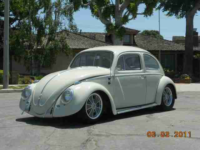 1961 VW Beetle For Sale @ Oldbug com
