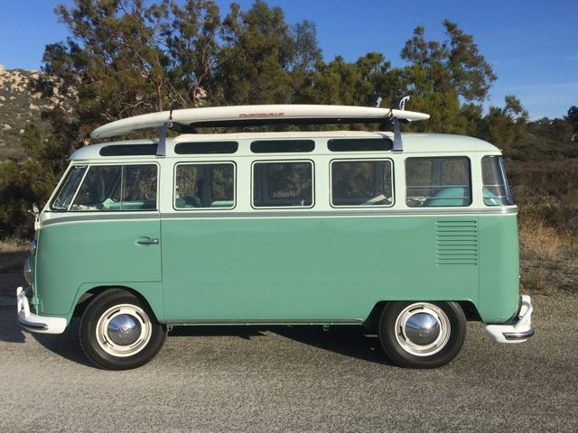 Vw bus vw bus 23 window deluxe autos weblog for 1963 vw bus 23 window