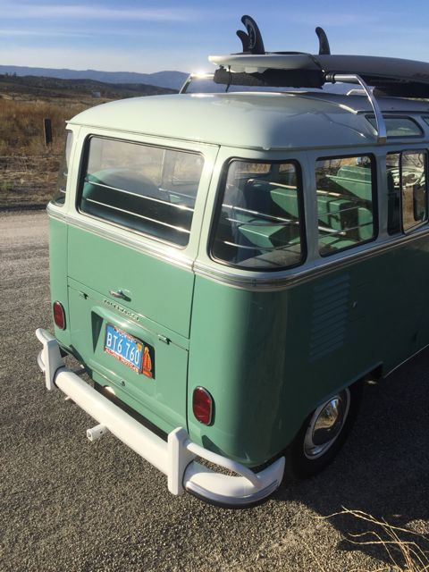 1963 vw 23 window deluxe microbus for sale for 16 window vw bus