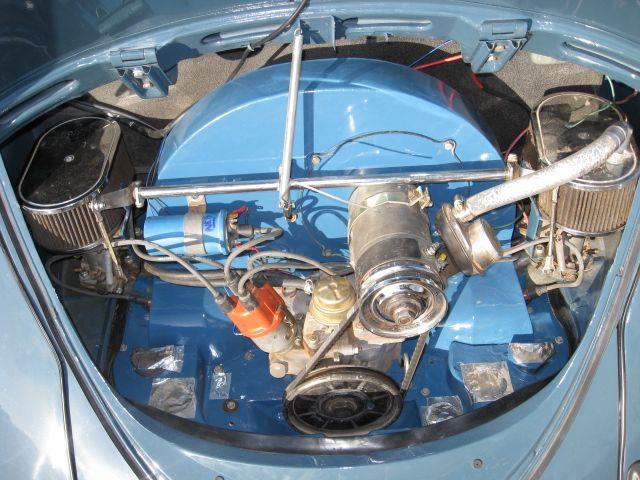 1961 VW Beetle For Sale at Oldbug com