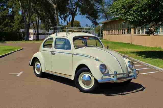 1963 VW Beetle Sedan For Sale @ Oldbug.com