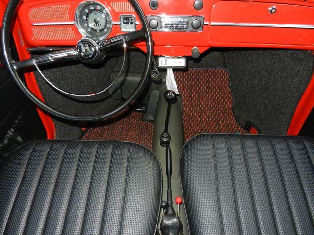1967 VW Beetle Convertible For Sale @ Oldbug com