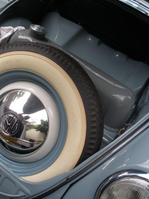 1957 Vw Beetle Sunroof Sedan For Sale Oldbug Com