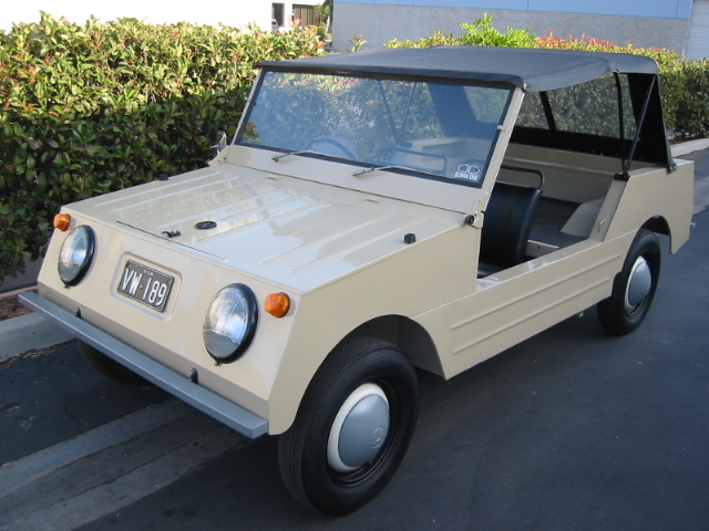 1968 Vw Country Buggy By Oldbug Com