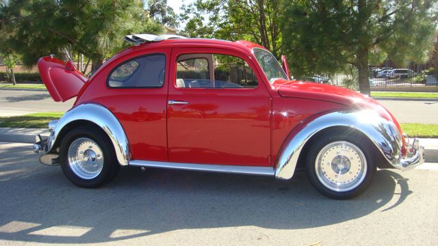 1962 custom chrome vw beetle for sale. Black Bedroom Furniture Sets. Home Design Ideas