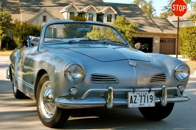 1963 vw karmann ghia convertible for sale. Black Bedroom Furniture Sets. Home Design Ideas