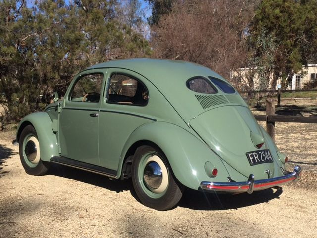 1952 volkswagen beetle classic ebay for 1952 split window vw bug