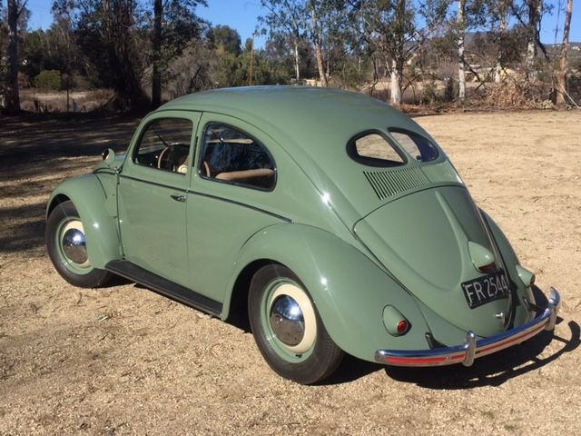 1952 volkswagen beetle classic ebay. Black Bedroom Furniture Sets. Home Design Ideas