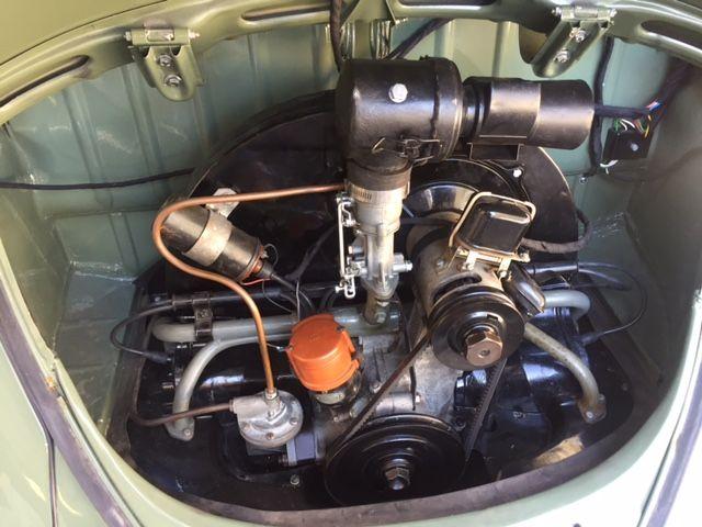 1952 VW Split Window Deluxe Sedan For Sale @ Oldbug com