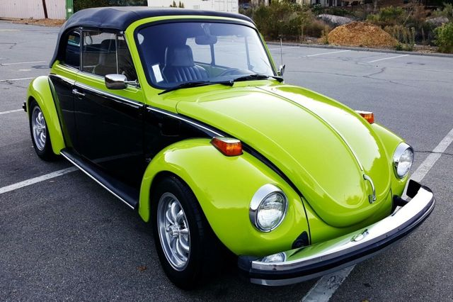 1974 vw beetle convertible for sale oldbug freerunsca Images