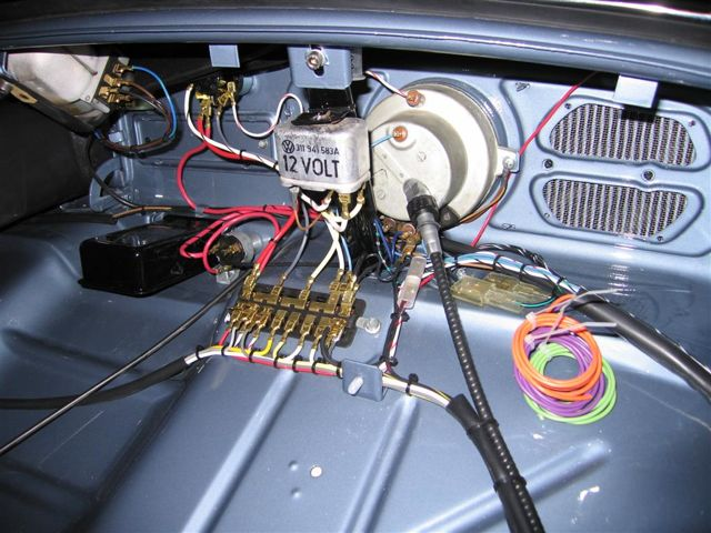 1969 vw bug coil wiring diagram 1965 vw beetle show car for sale @ oldbug.com 1969 vw bug dashboard wiring