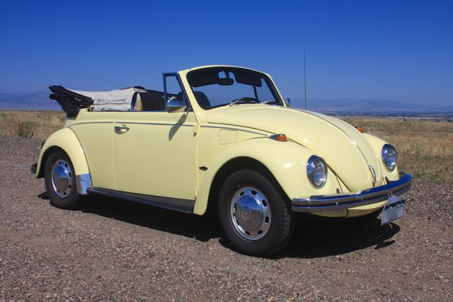 1968 vw beetle convertible for sale. Black Bedroom Furniture Sets. Home Design Ideas