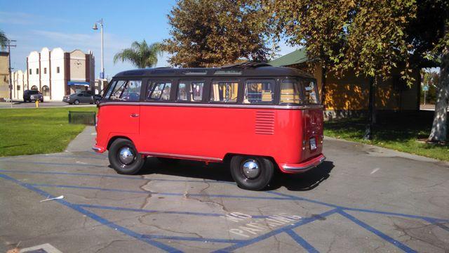 1956 Wolfsburg Built Vw 23 Window Microbus For Sale Oldbug