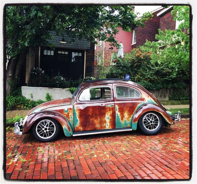 1960 VW Beetle Sunroof Sedan For Sale @ Oldbug.com