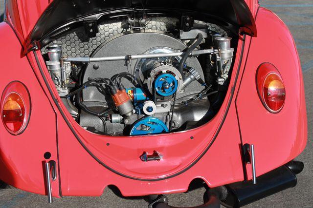 1966 VW Beetle Cal Look Sedan For Sale @ oldbug com