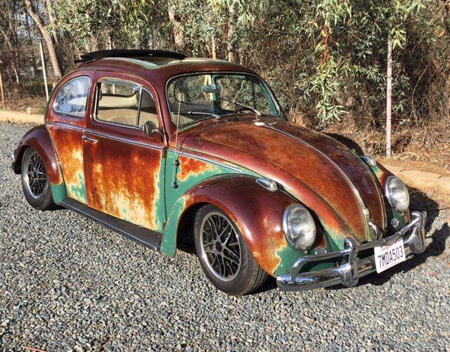 1960 Vw Beetle Sunroof Sedan For Sale Oldbug Com