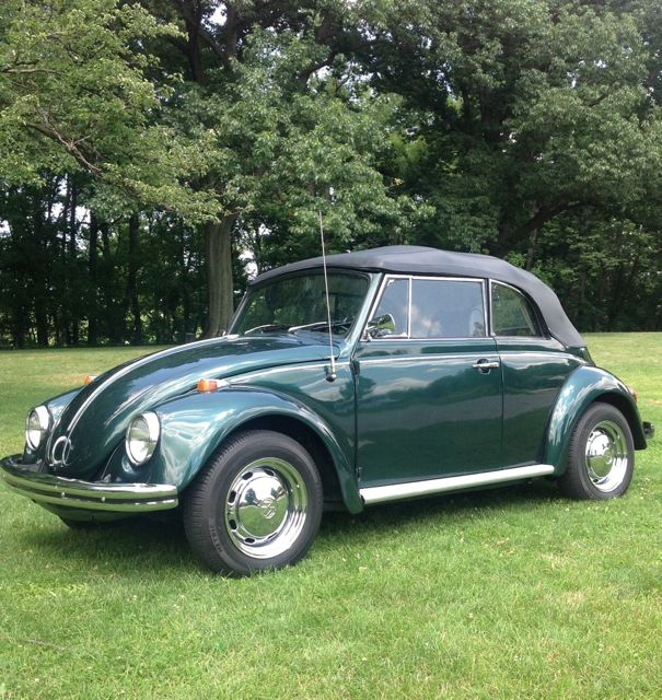 Volkswagen Bug For Sale: 1969 VW Beetle Convertible For Sale @ Oldbug.com