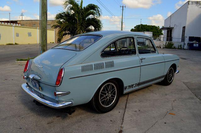 1966 VW Type 3 Fastback For Sale @ Oldbug com