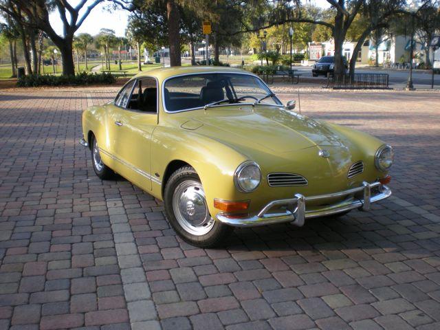 1970 Volkswagen Karmann Ghia For Sale  Oldbugcom