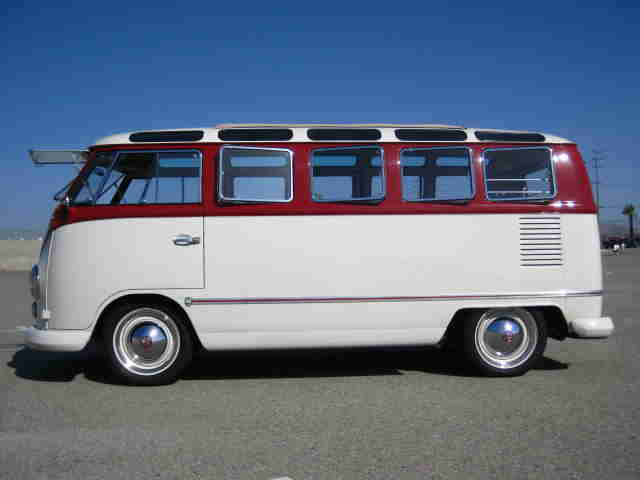 The Chip Foose Designs VW Microbus
