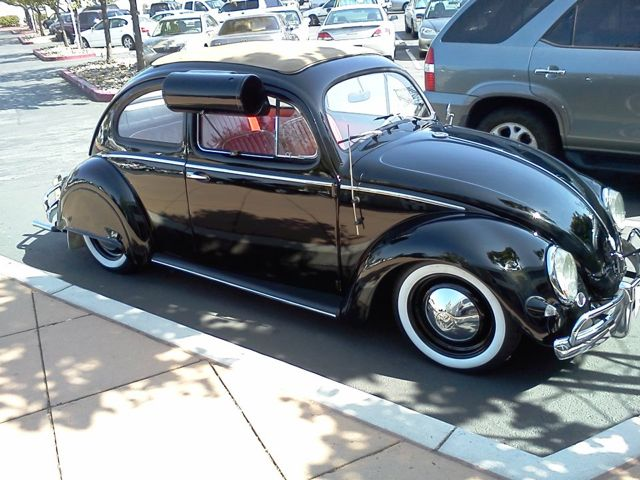 Black Oval Ragtop VW Beetle For Sale Oldbugcom - How to make car cooler