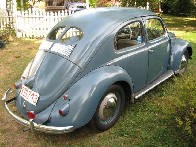 1952 vw beetle sedan for sale for 1952 split window vw bug