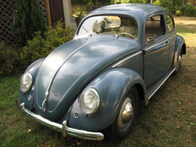 1952 vw beetle sedan for sale. Black Bedroom Furniture Sets. Home Design Ideas