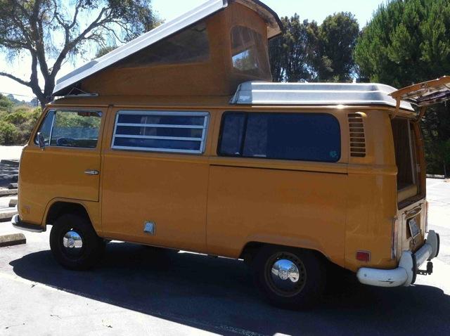 1972 VW Westfalia Camper For Sale @ Oldbug com