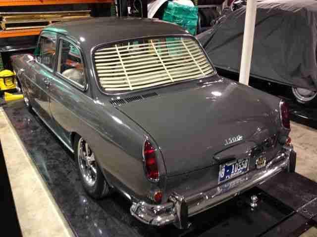 1963 VW Type 3 Notchback For Sale @ Oldbug com